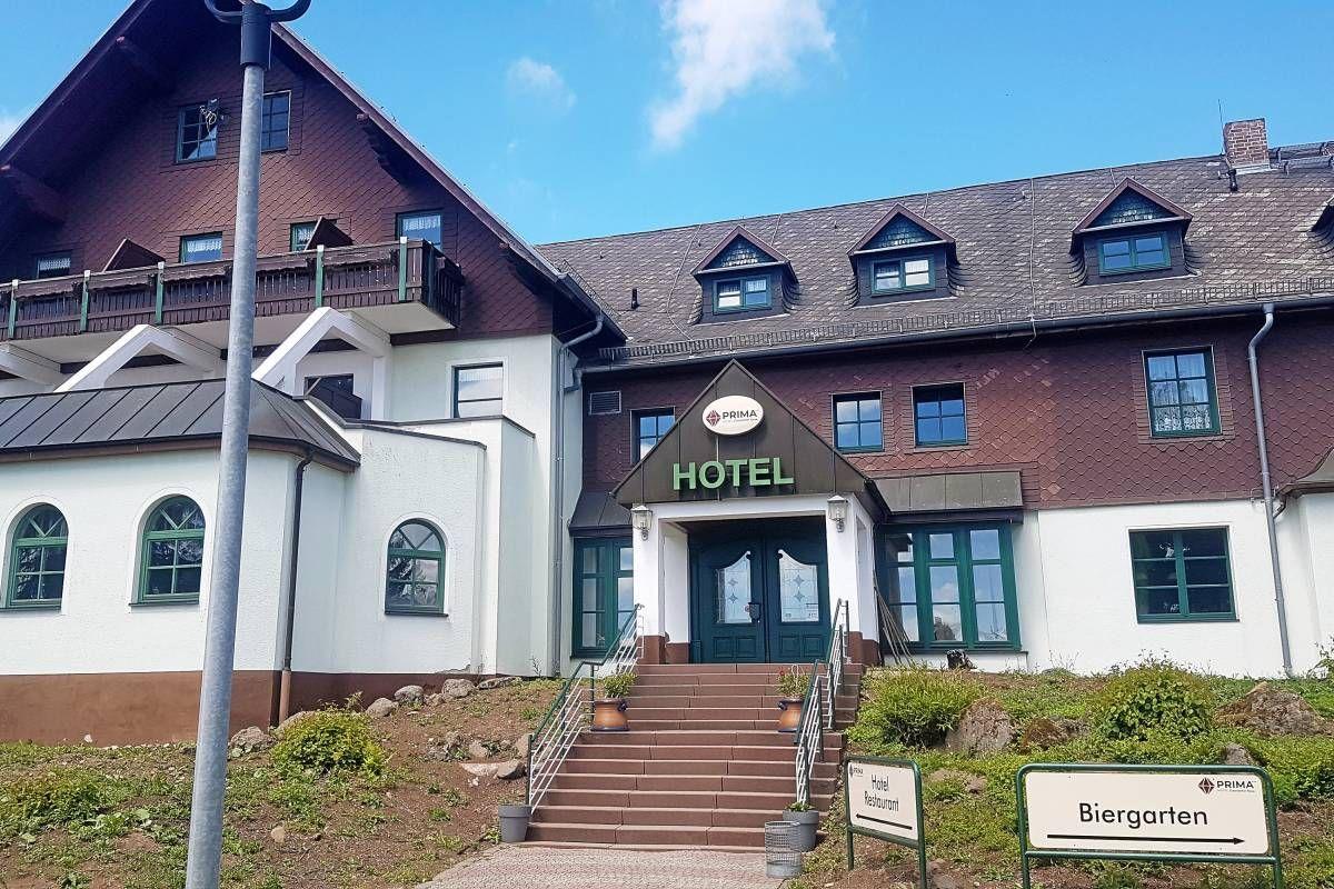 Berghotel Eisenacher Haus, Erbenhausen/Thr.
